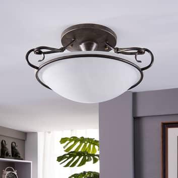 Rando - lampada da soffitto in stile country