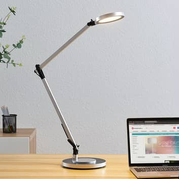 Lindby Rilana LED stolní lampa se stmívačem