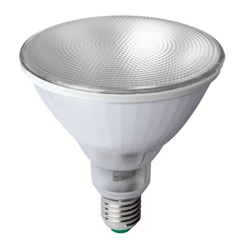 LED à réflecteur E27 15,5W PAR38 35° MEGAMAN