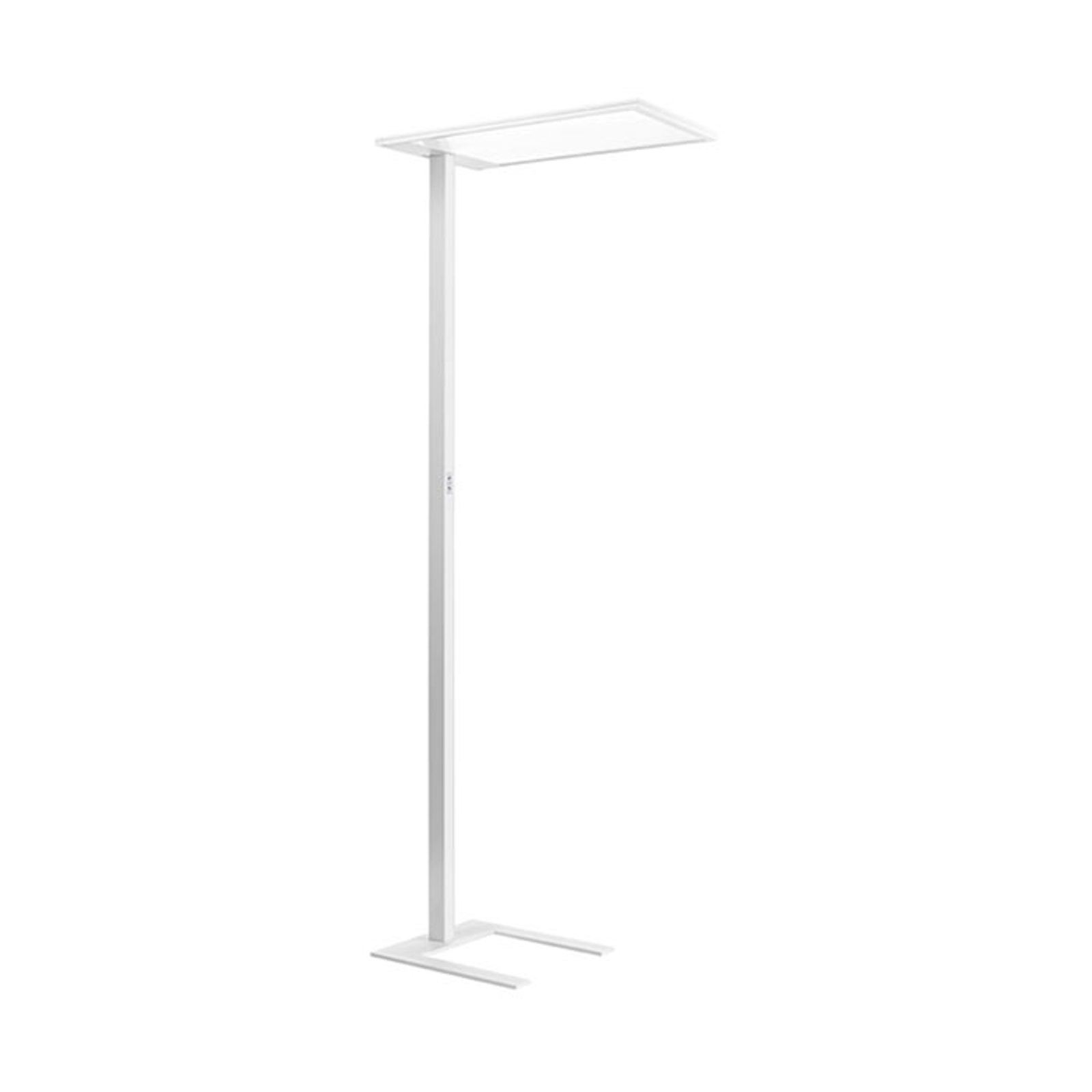 LED vloerlamp SL720SL Tast-Dim 15.500lm wit