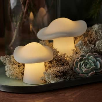 Lámpara decorativa LED Mushroom set de 2