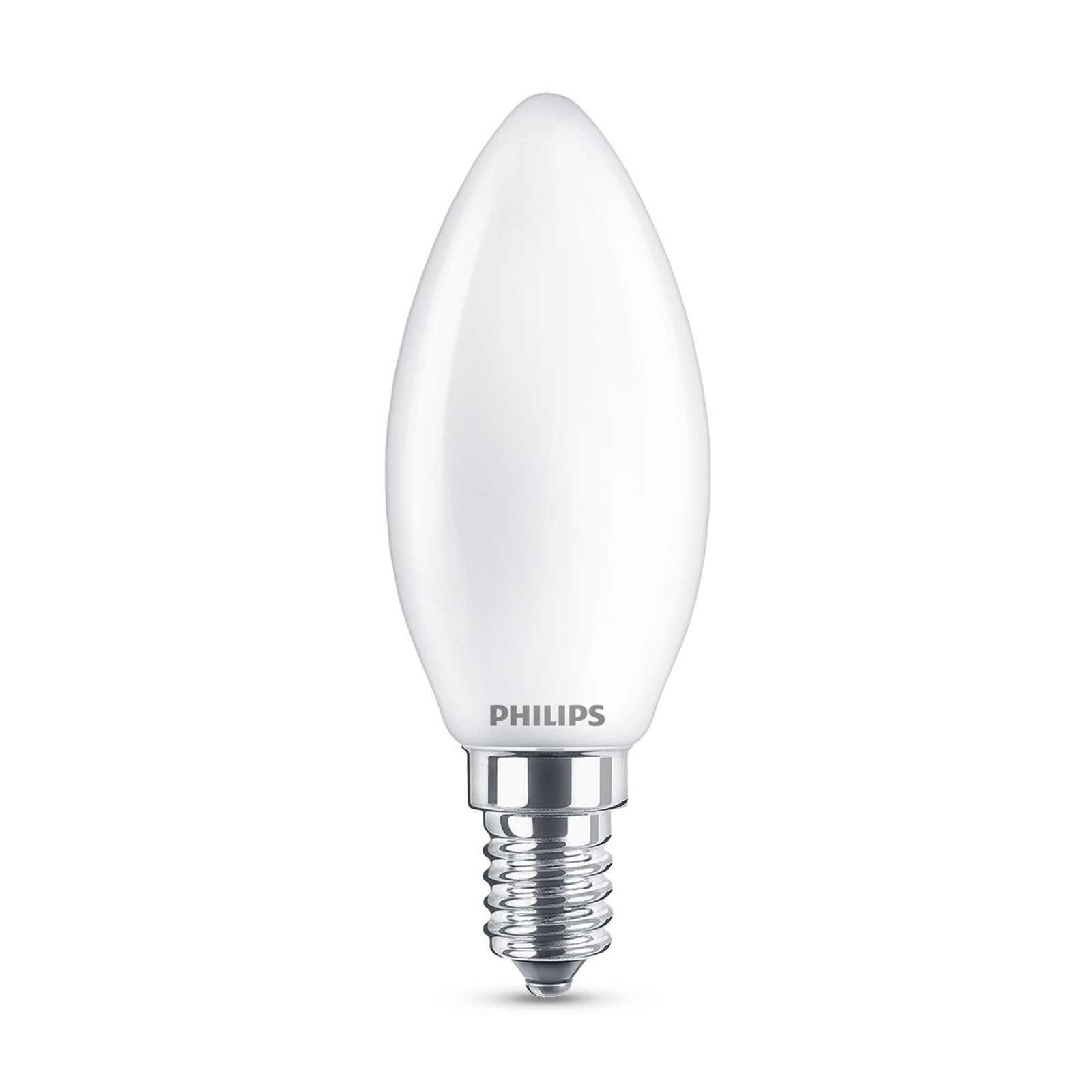 Philips Classic LED-Lampe E14 B35 6,5W 2.700K matt