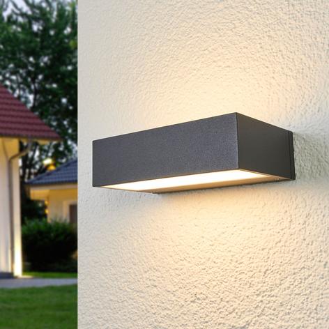 Bega LED-utomhusvägglampa 33340K3 up/down