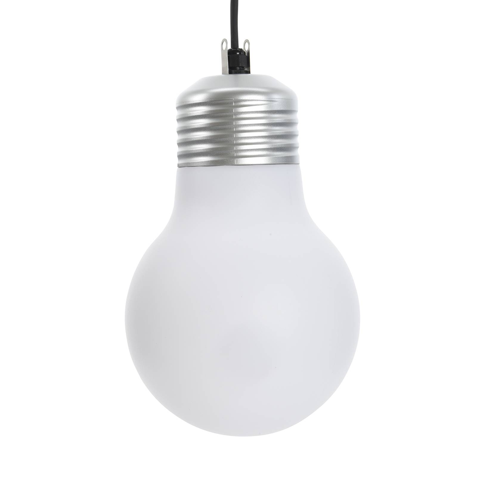 Suspension LED 894576, en forme d'ampoule, IP65