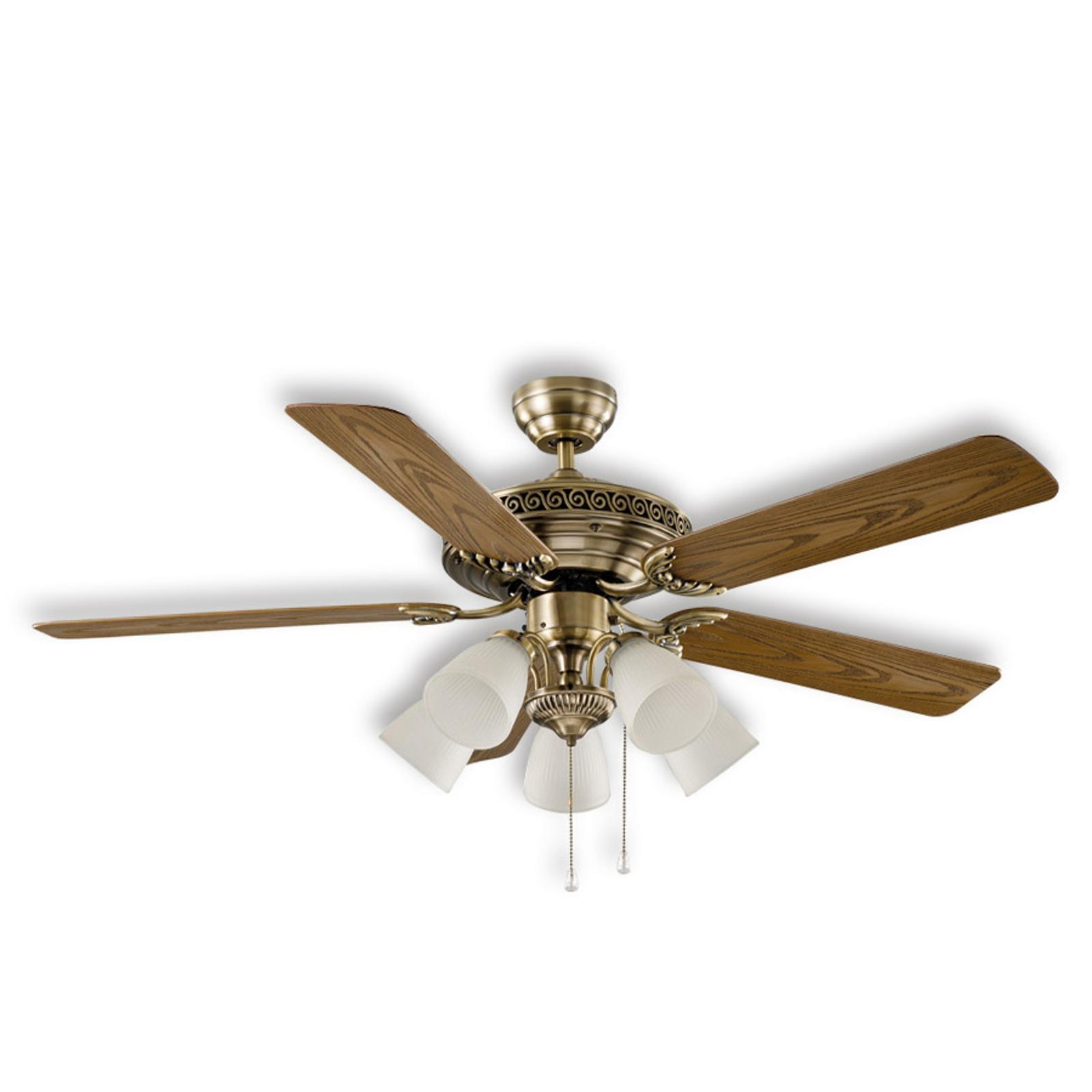 Centurion ceiling fan, antique brass_2015057_1