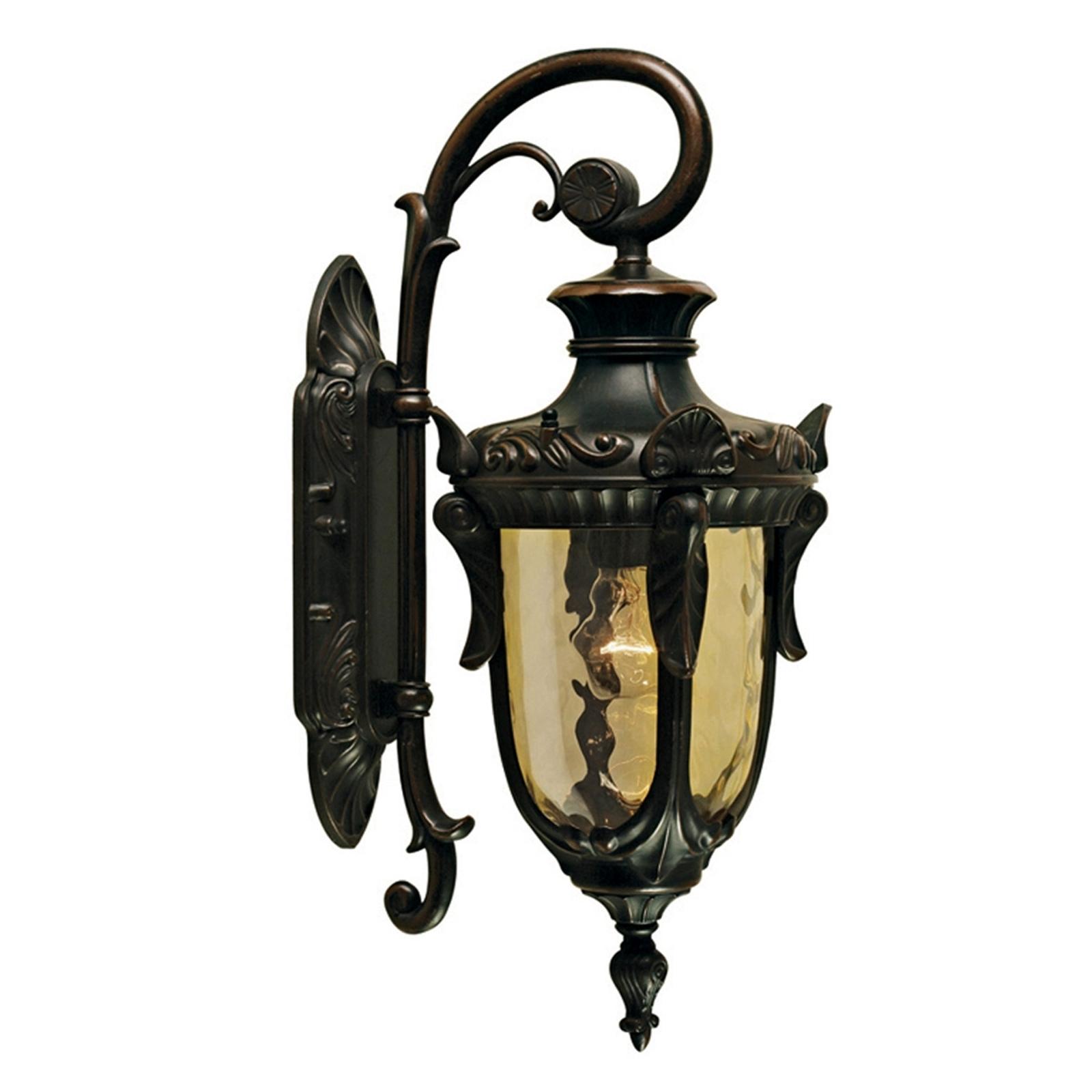 Lampa ścienna zewnętrzna PHILADELPHIA 52 cm