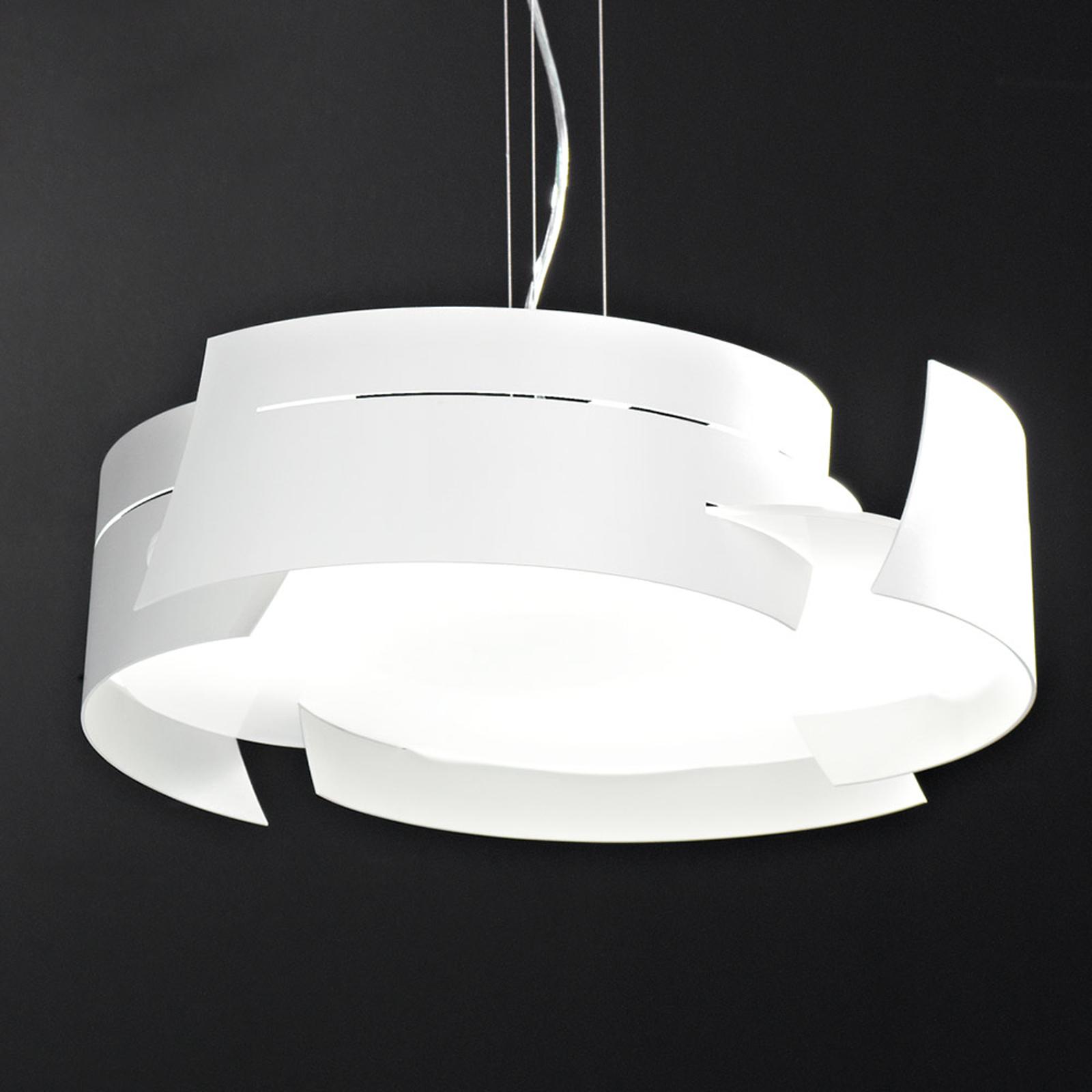 Vulture hanglamp, wit