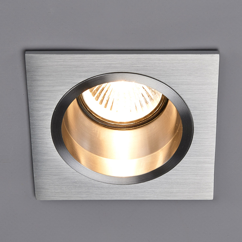 Høyspent downlight Soley, kantet