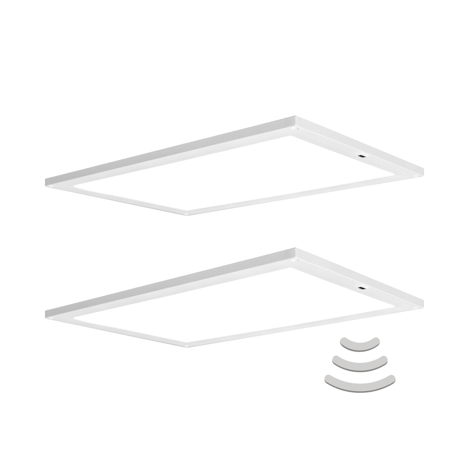 LEDVANCE Cabinet Panel 30x20cm, per mobili, set 2