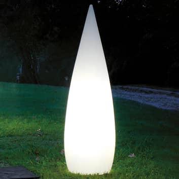 Stacjonarna lampa zewnętrzna LED Kanpazar A