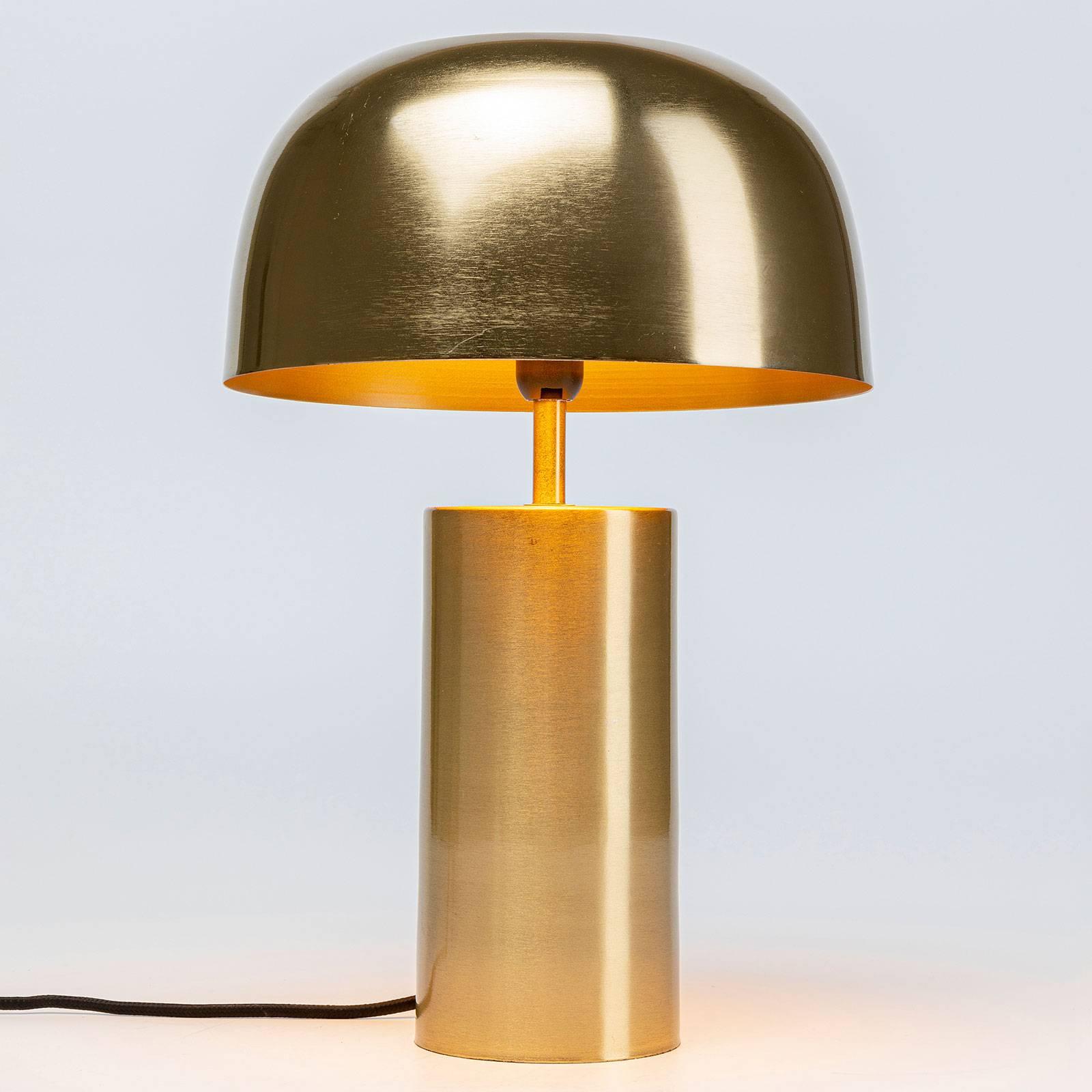 KARE Loungy Gold lampe à poser dorée