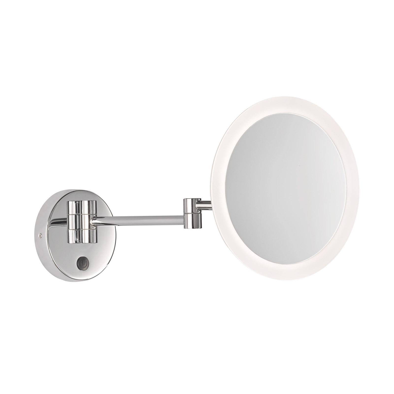 Kosmetikspiegel Tom mit LED-Beleuchtung