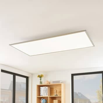 Lindby Stenley LED paneel, 4.000 K, 119 cm x 59 cm