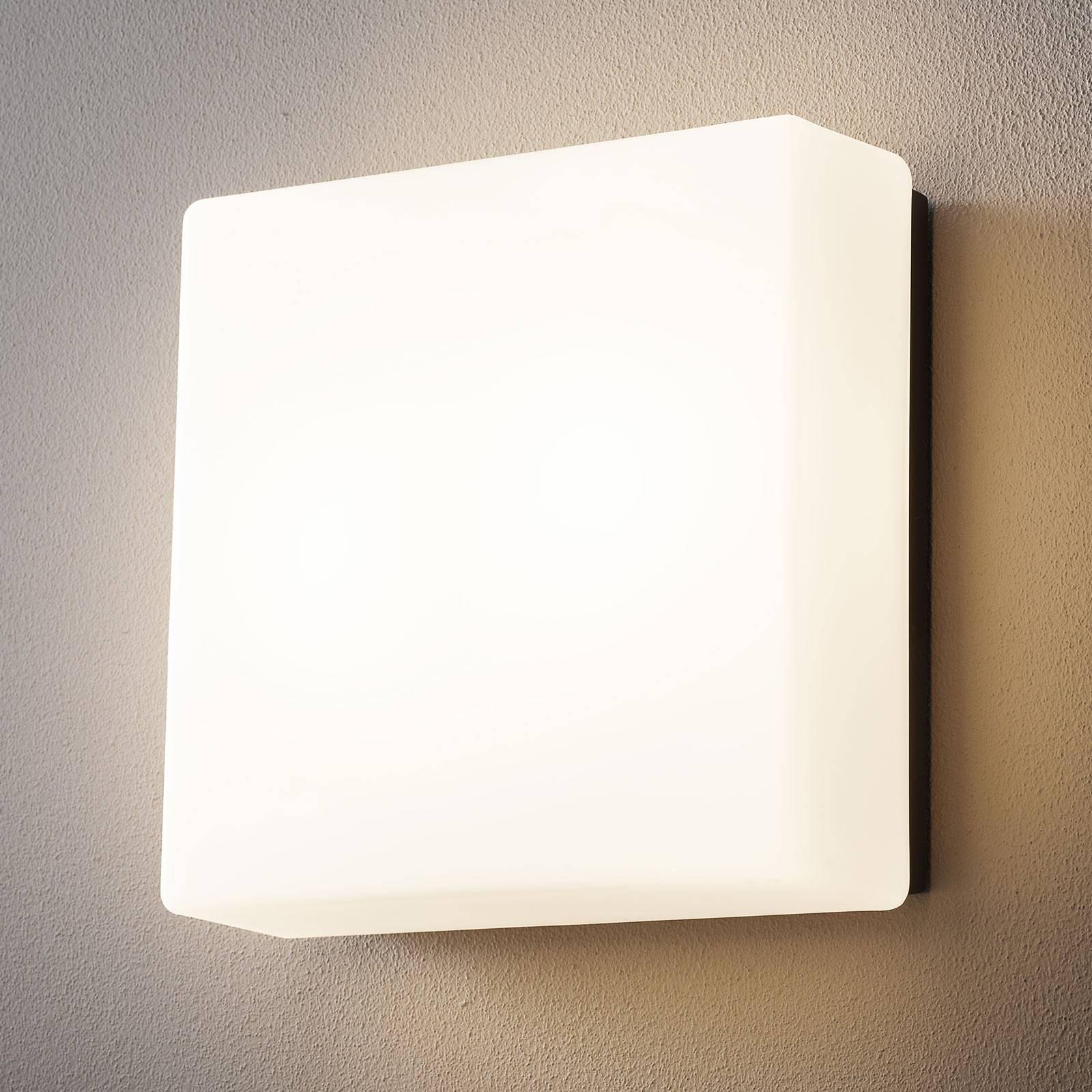 BEGA Lichtbaustein 38302 LED-Wandleuchte 32x32 cm