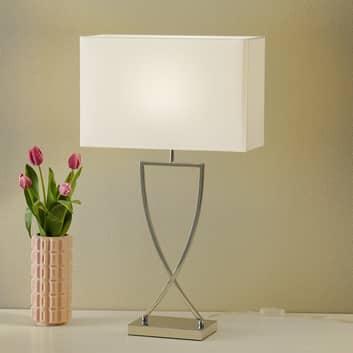 Villeroy & Boch Toulouse - bordlampe med stofskærm