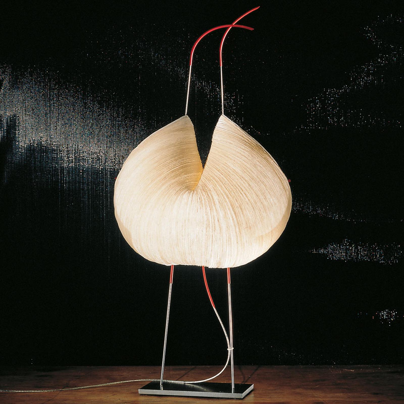 Ingo Maurer Poul Poul - LED Tischlampe aus Papier