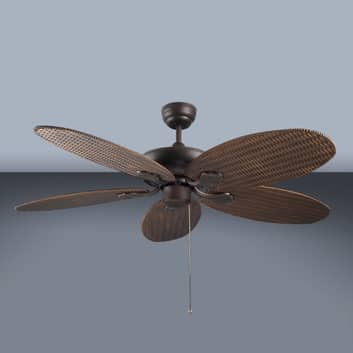 Ventilatore da soffitto PHUKET a intreccio