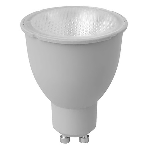 GU10 8W 828 LED-reflektor MEGAMAN Smart Lighting
