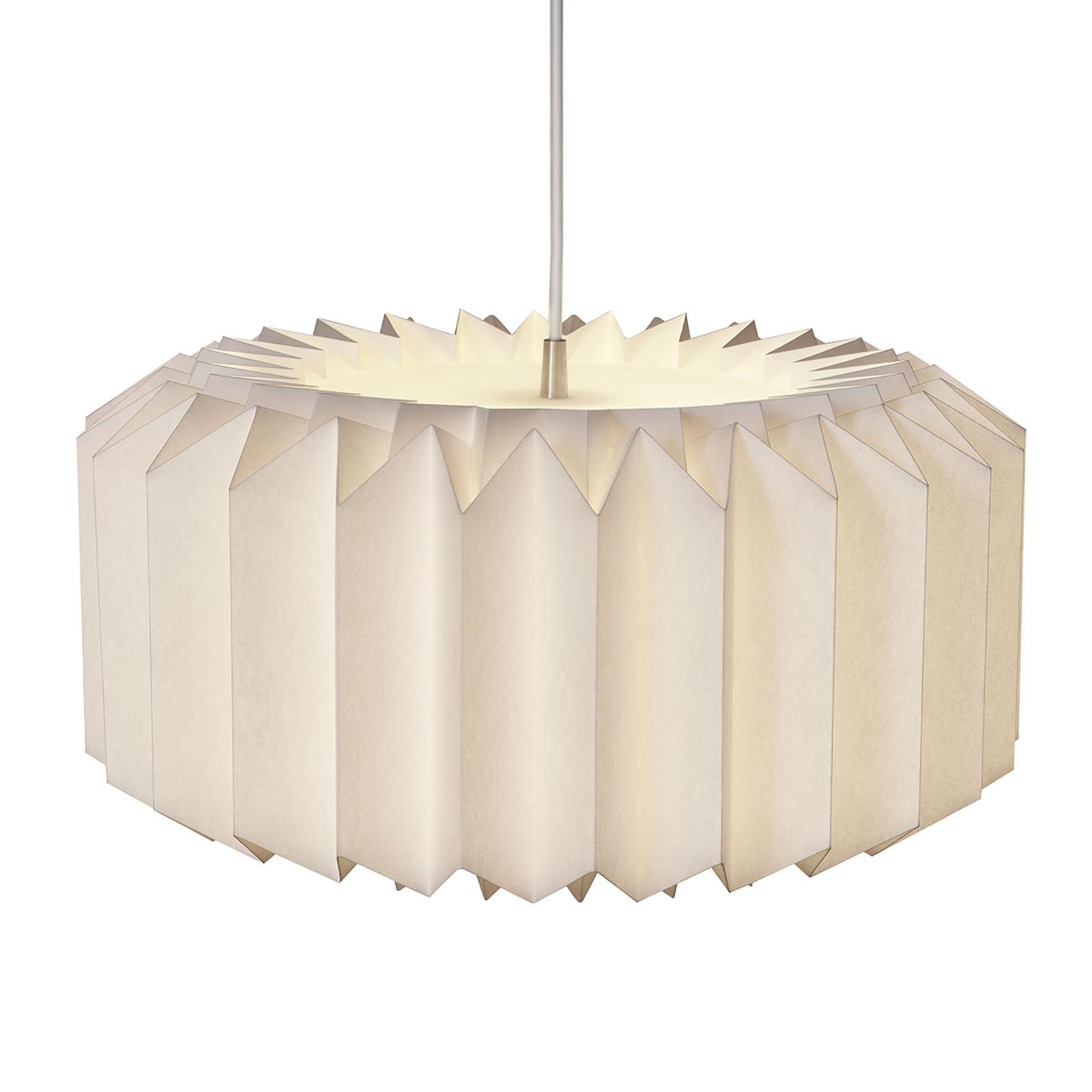 LE KLINT Onefivefour, závěsné světlo bílé, velké