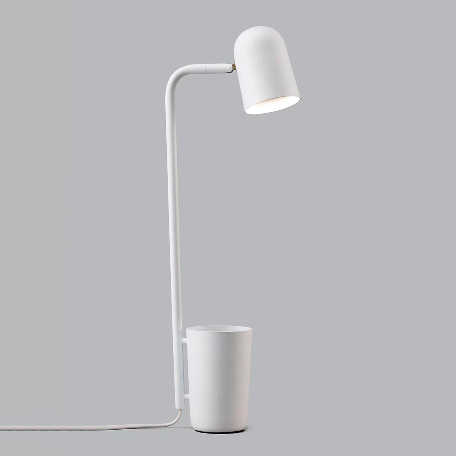 Northern Buddy - lampe de bureau, blanc