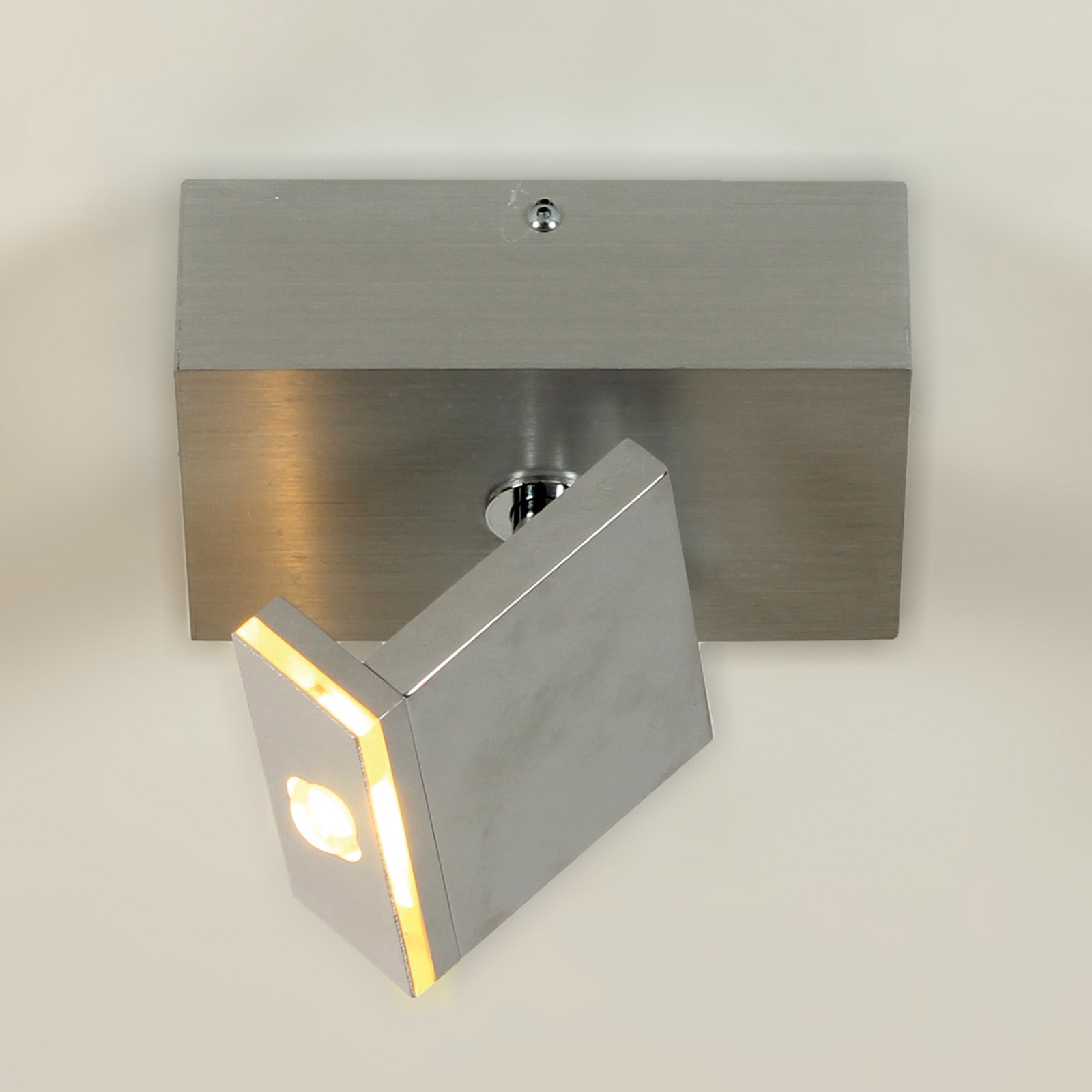 LED ceiling spotlight Elle, tiltable and dimmable_1556127_1