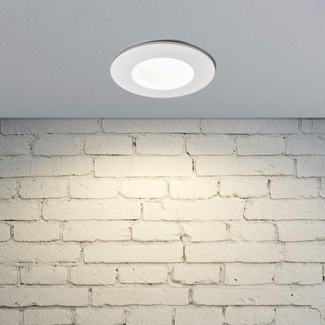LED inbouwspot Kamilla, wit, IP65, 11W