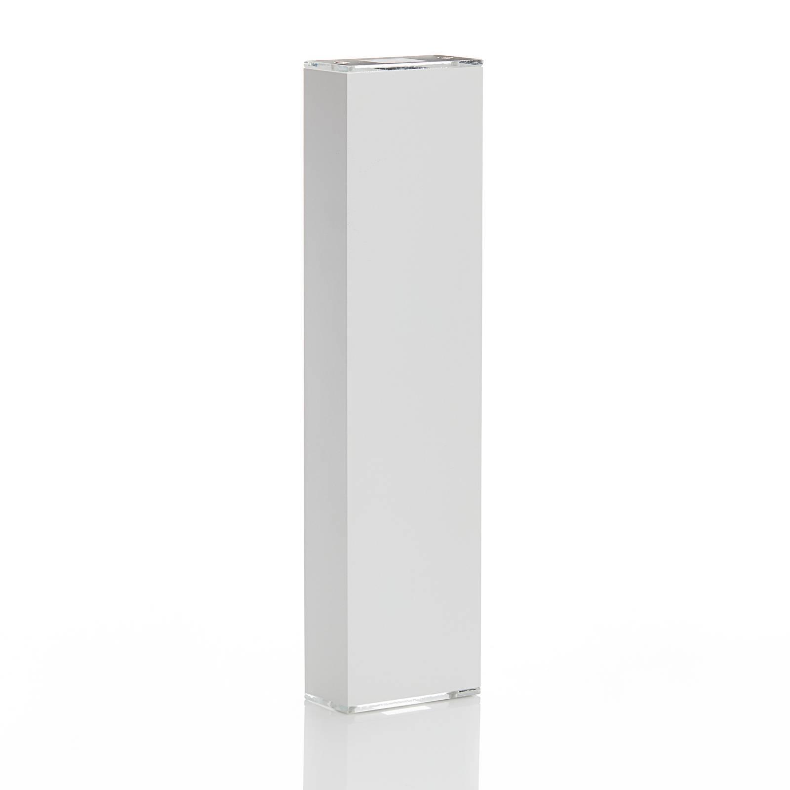Lucande Anita LED wandlamp wit hoogte 36cm