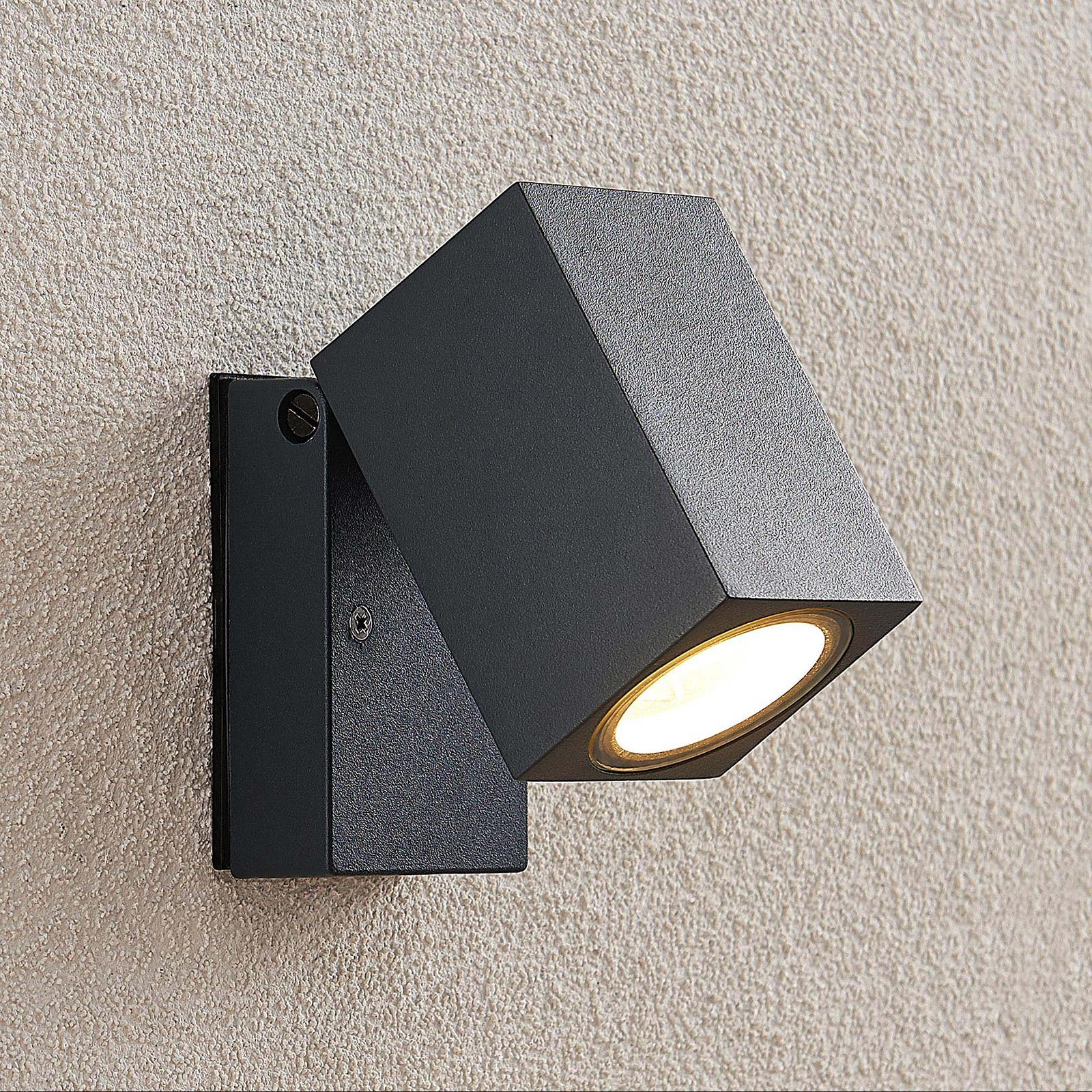 ELC Nogita udendørs LED-vægspot, GU10