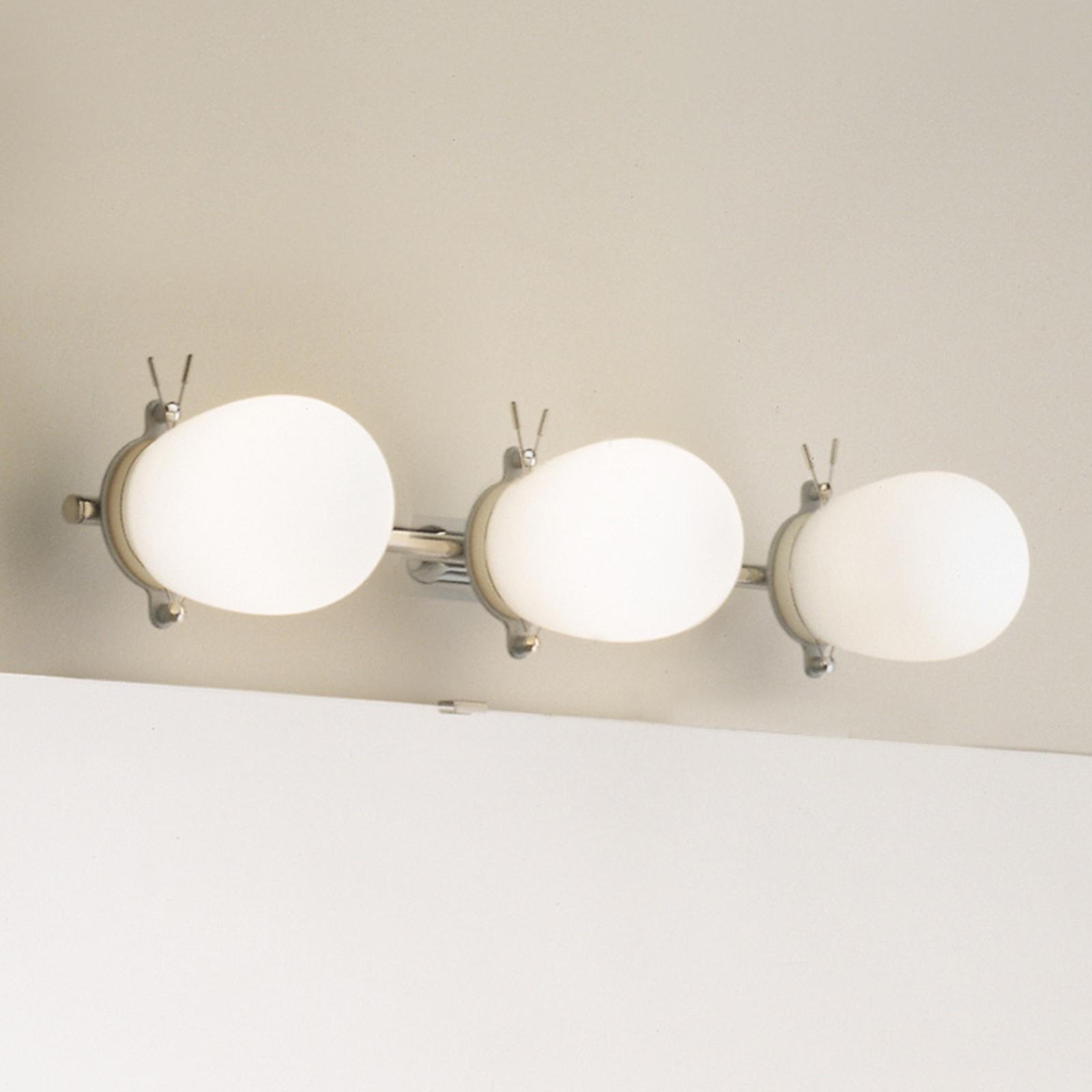 Applique pour salle de bain à 5 lampes Bano