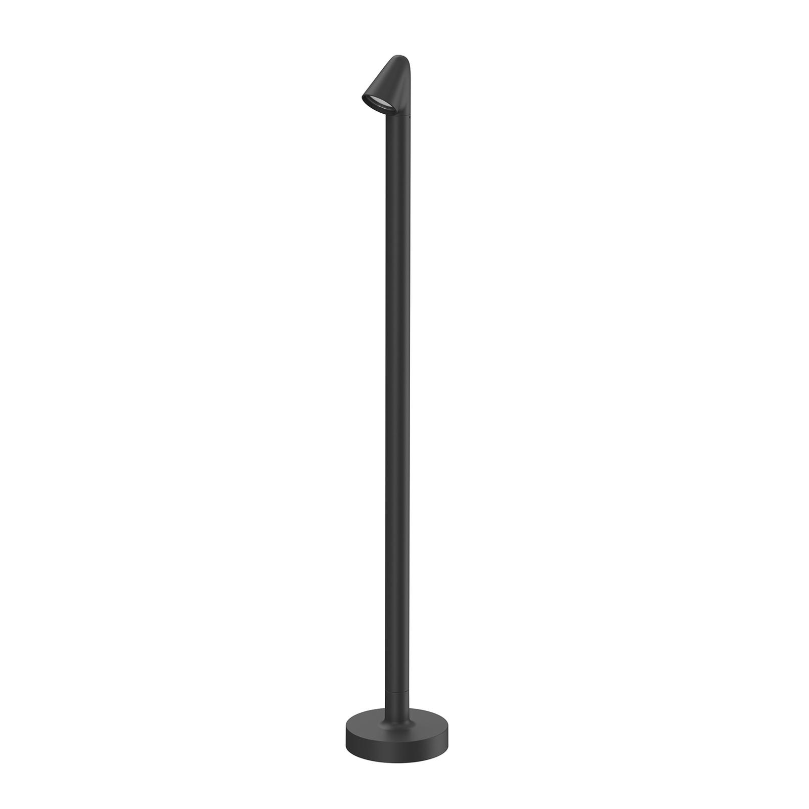 FLOS Walkstick 2 gånglampa 2700K, svart
