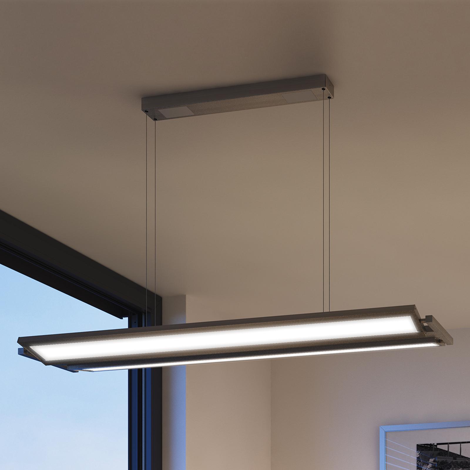 Classic TEC LED pendant light with colour control_3025253_1
