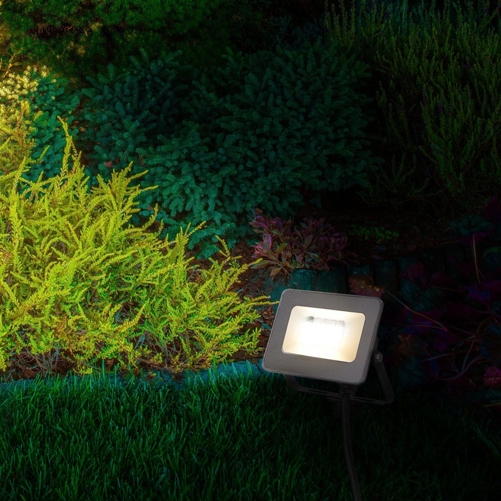 LED prikspot 5257661 met RGB-kleurverandering