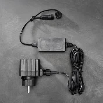 Startsett 2 til 24V system LED m. utendørs trafo