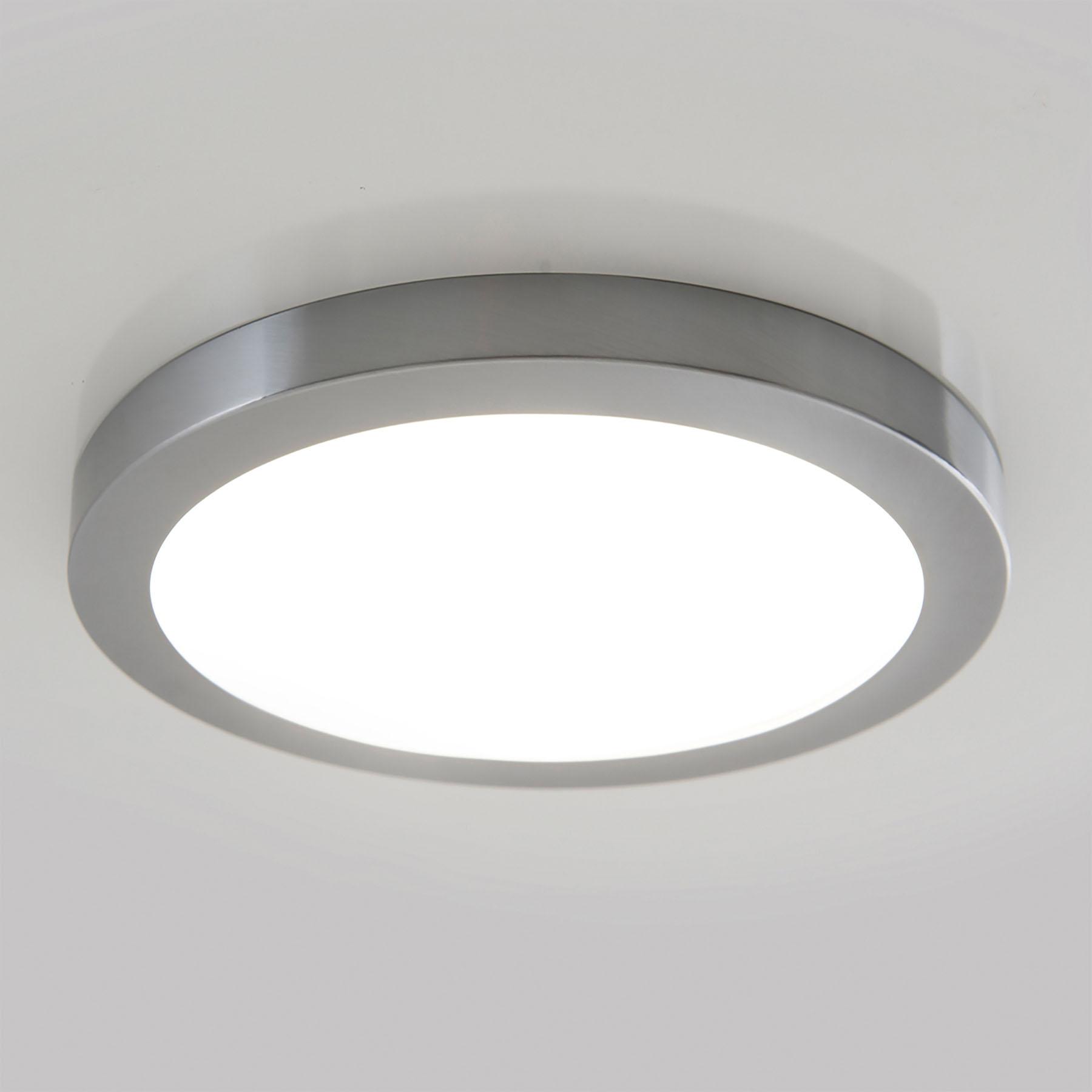 Lampa sufitowa LED Bonus magnes, Ø 22,5 cm