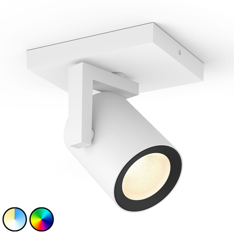 Philips Hue Argenta spot LED à 1 lampe