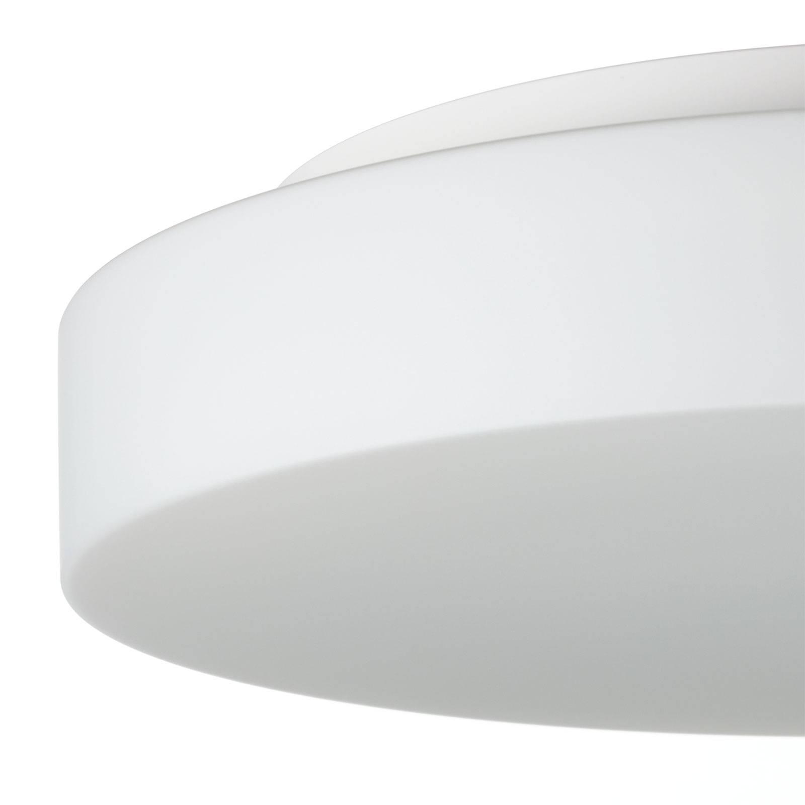 BEGA 23297 lampa sufitowa LED DALI 4000K Ø 47cm