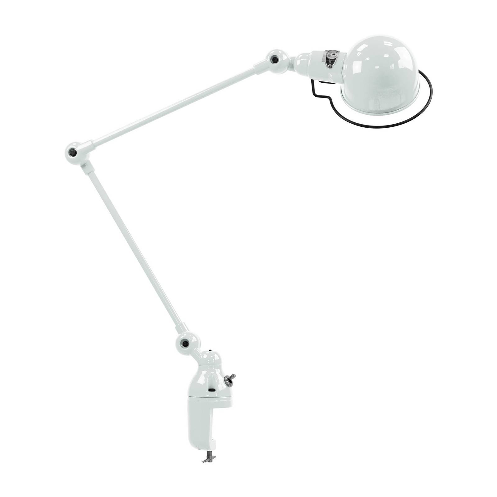 Jieldé Signal SI332 lampe à poser à pince blanche