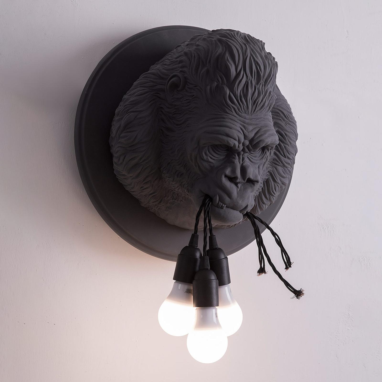 Karman Ugo Rilla - applique de designer, gris