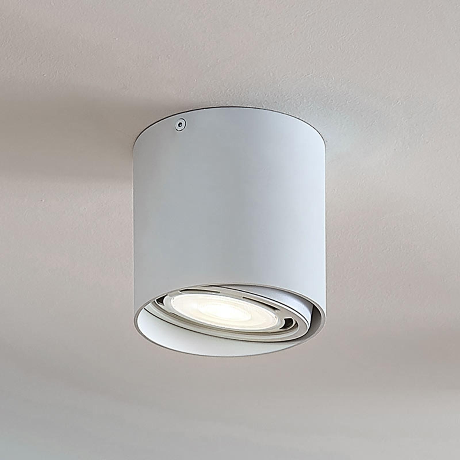 Downlight LED Rosalie, 1-pkt. ściemniany, biały