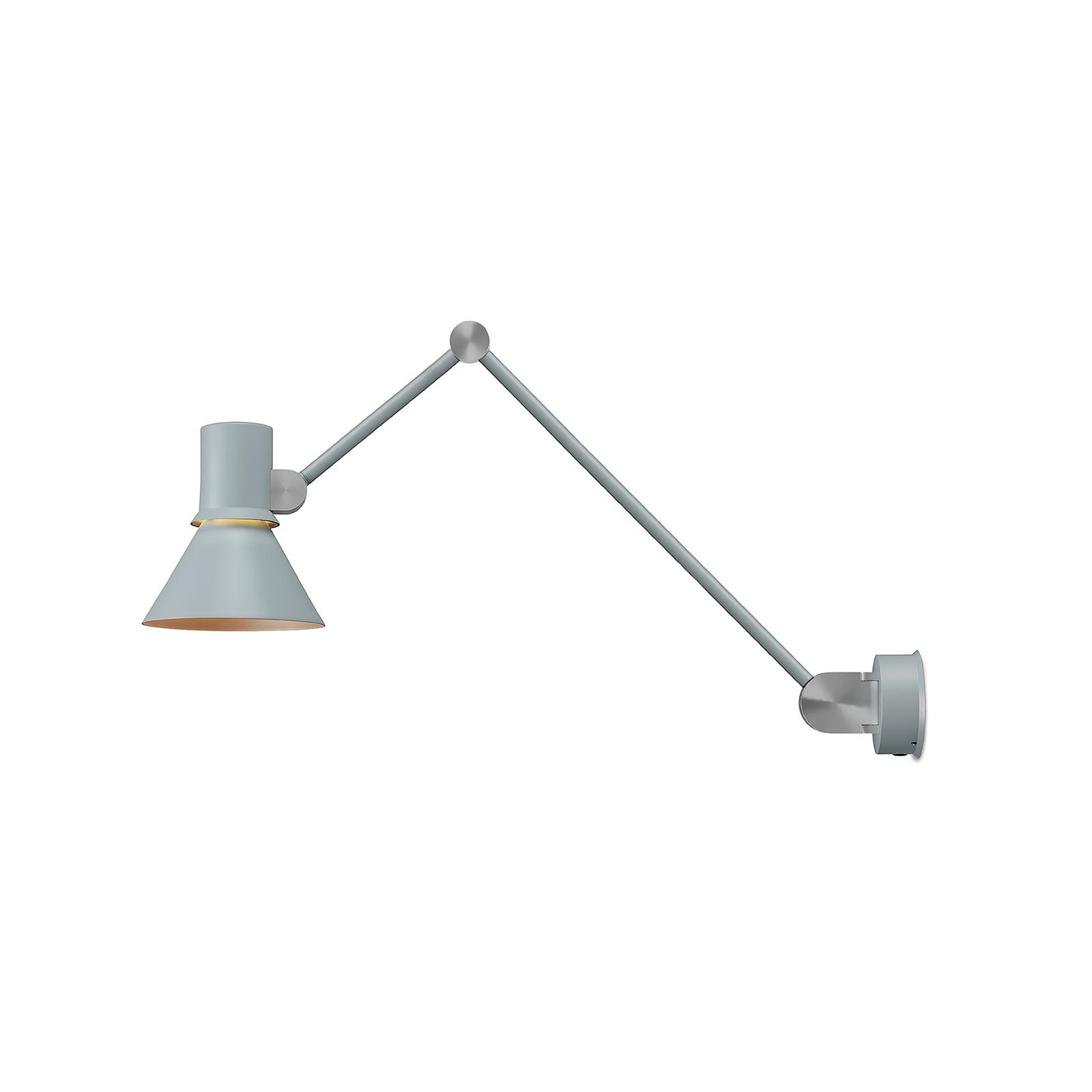 Anglepoise Type 80 W3 Wandlampe, nebelgrau