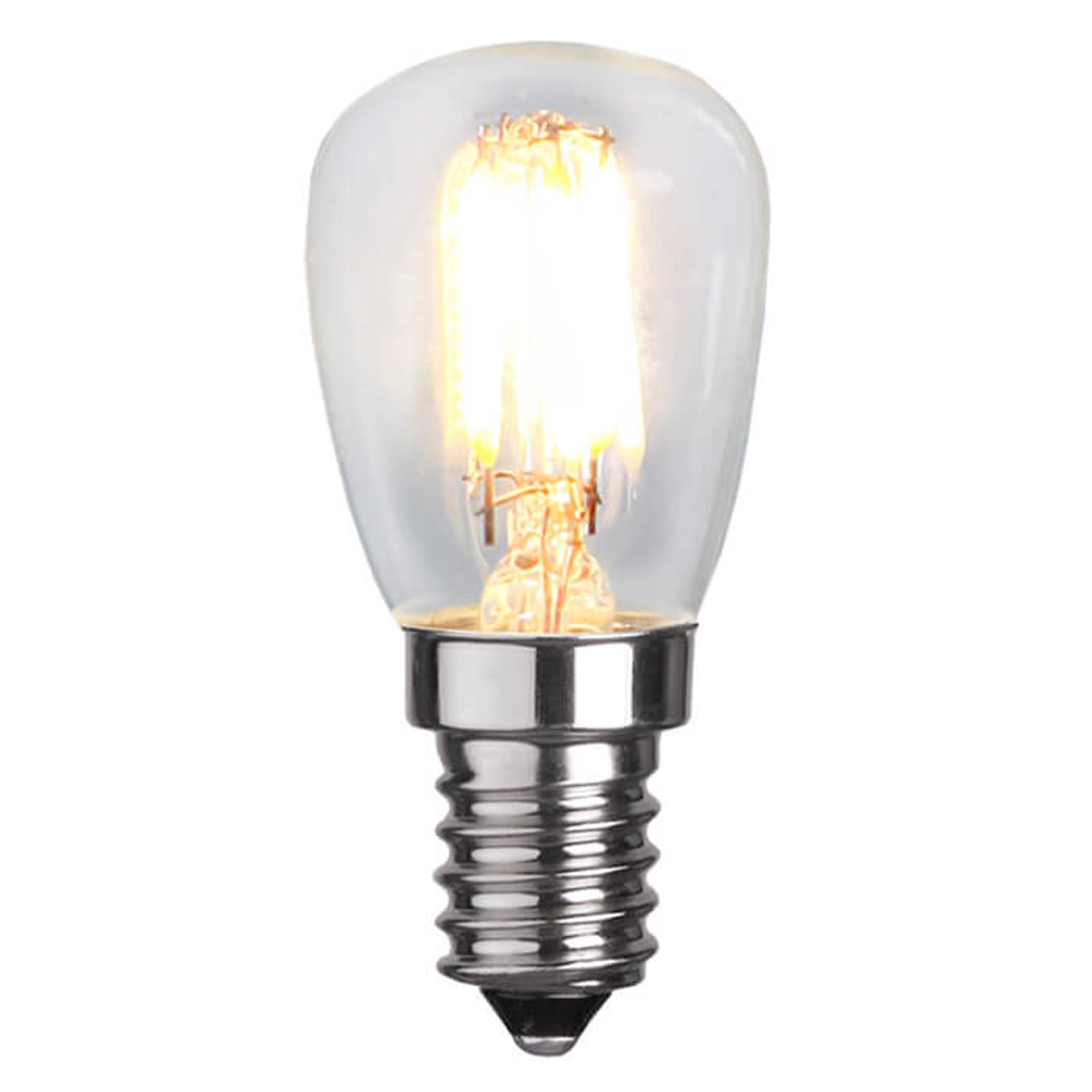 E14 2,8W 827 LED-pære, dimbar