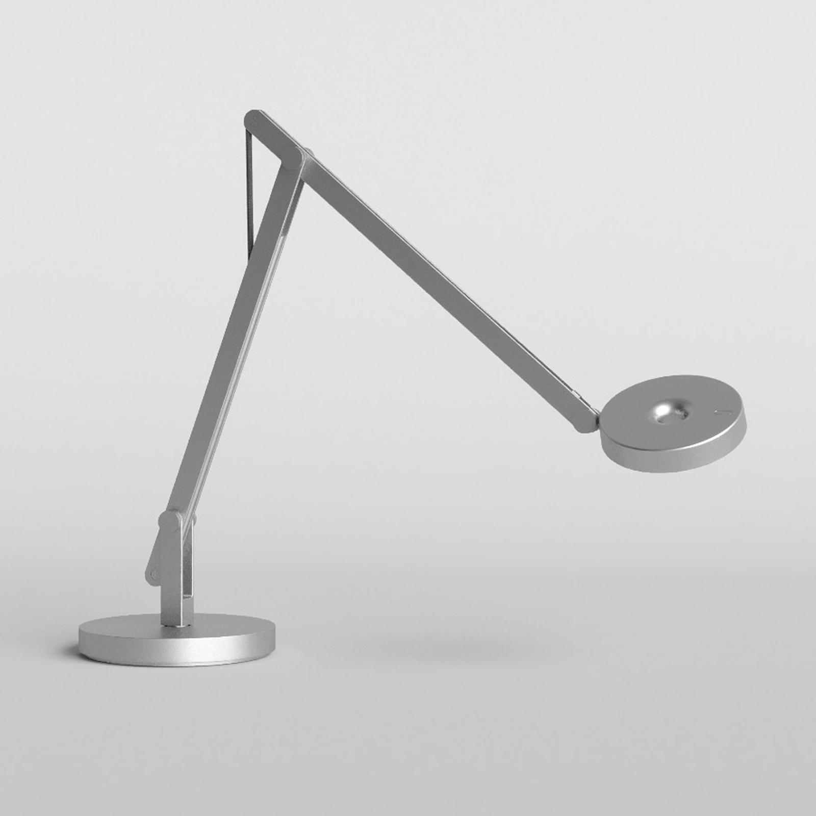 Rotaliana String T1 Mini LED-Tisch silber, silber