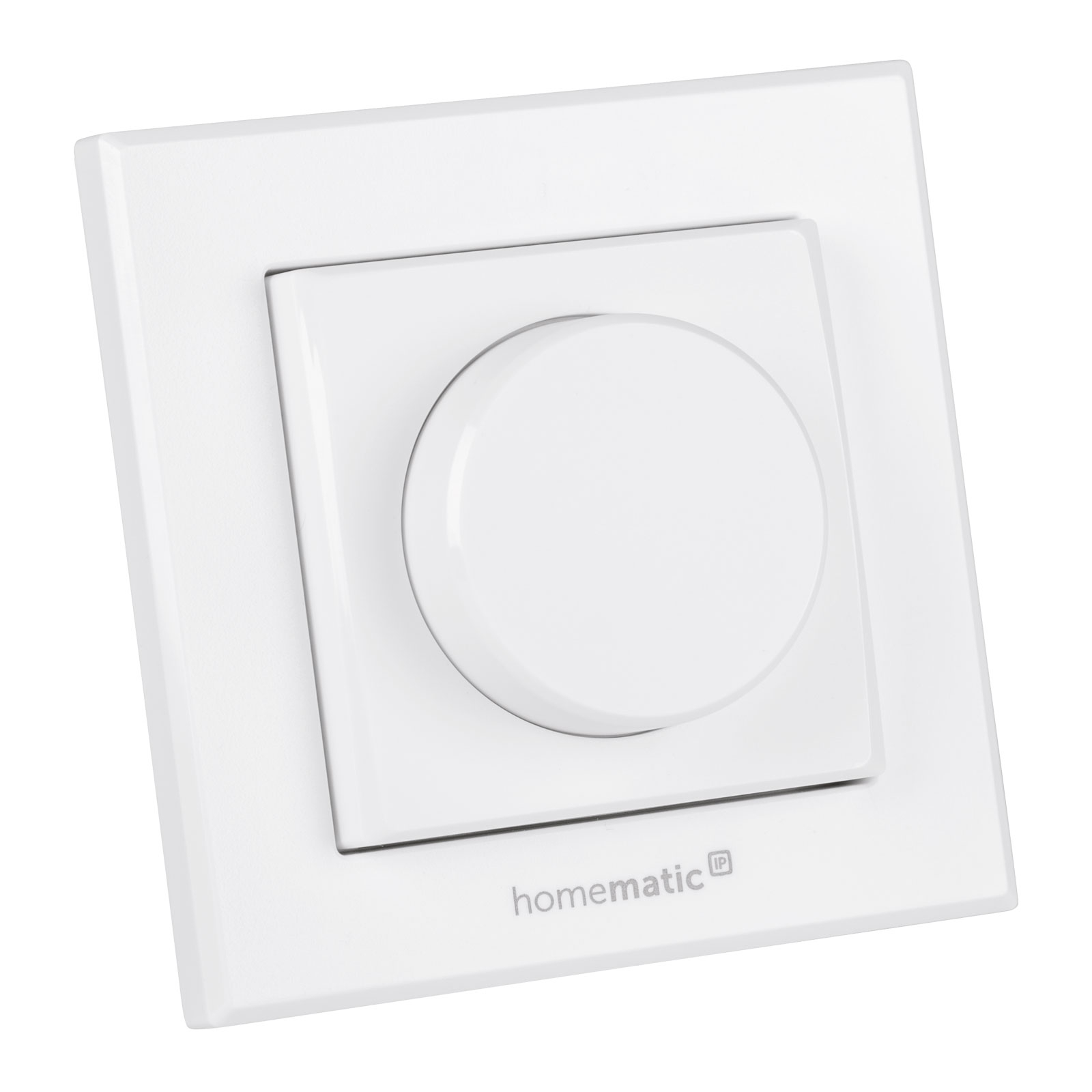 Homematic IP bouton curseur