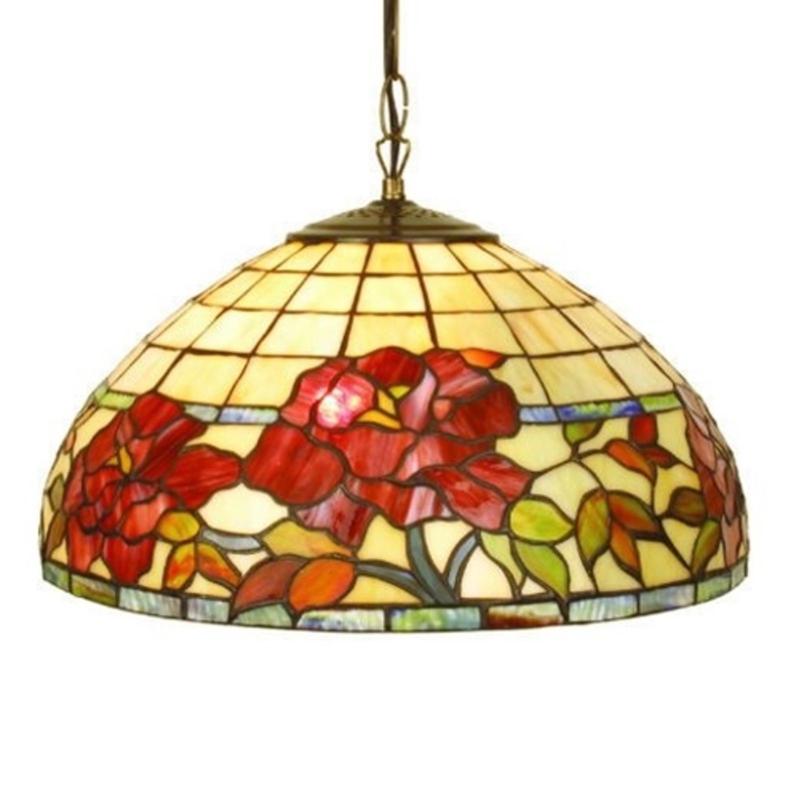 Lámpara colgante artística ESMEE, 2 luces
