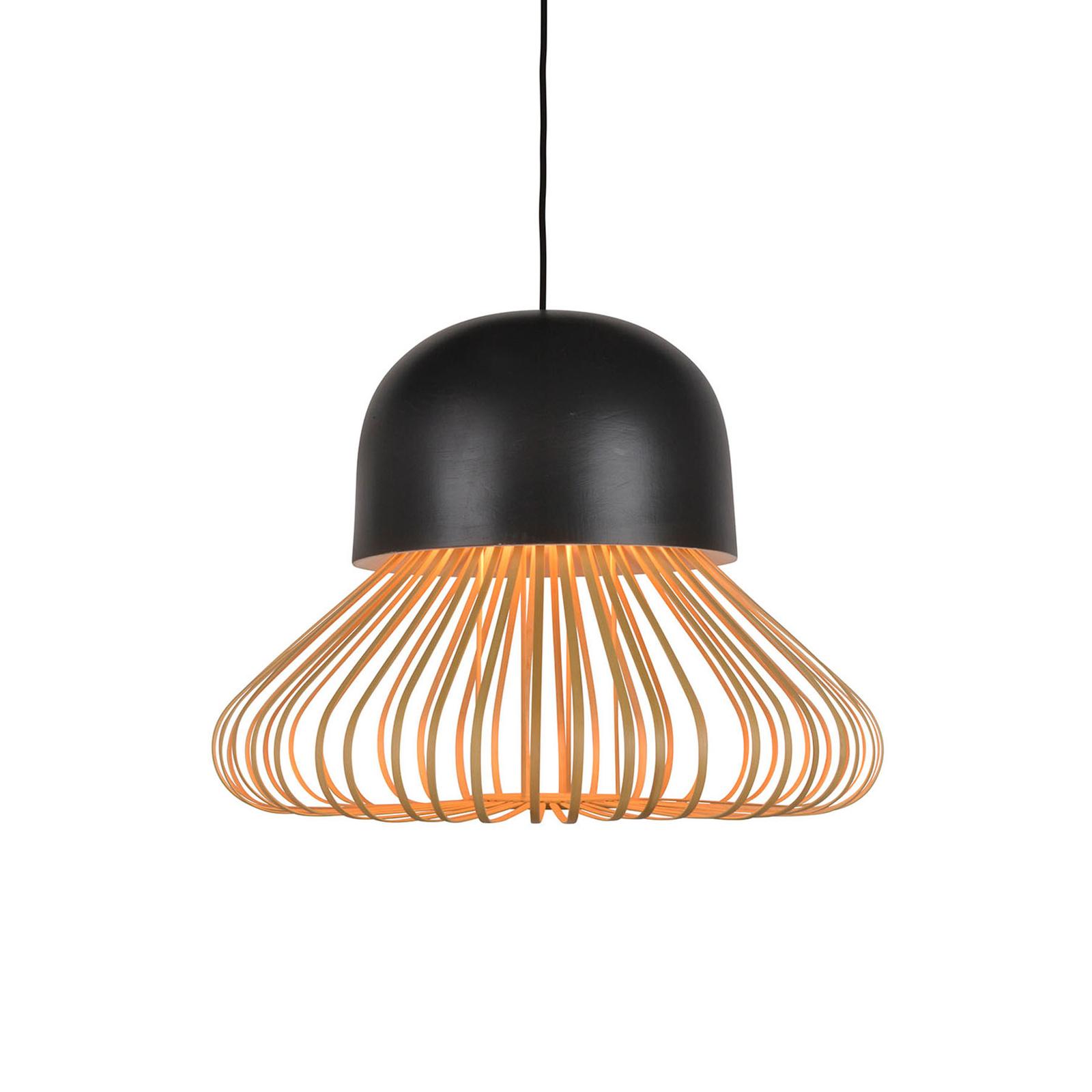 Forestier Anemos L hængelampe, 55 cm, mørkegrå