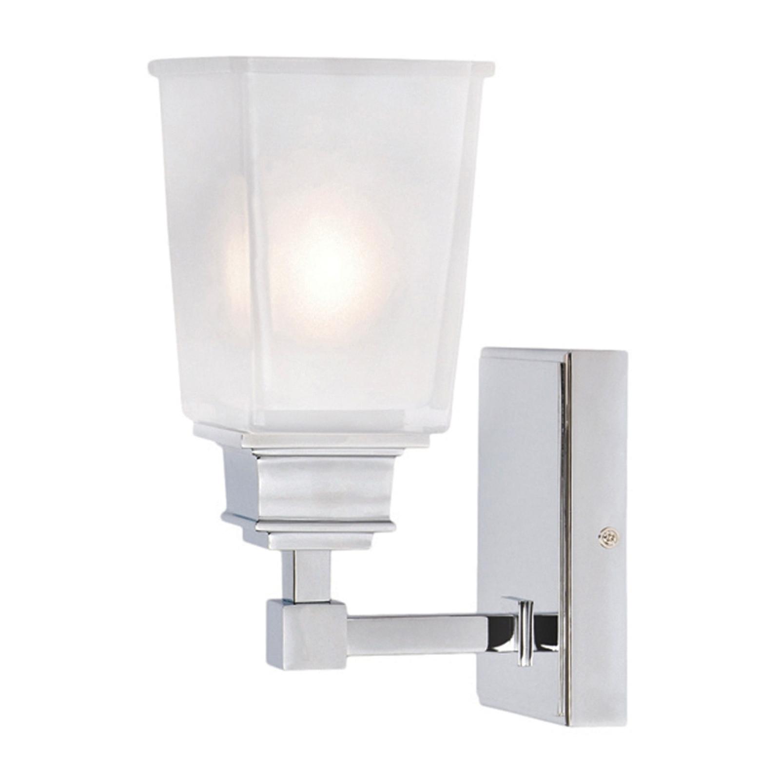 Lampada da specchio Aylesbury IP44