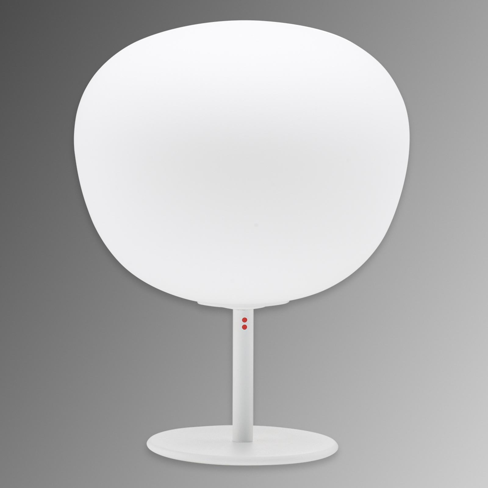 Fabbian Lumi Mochi table lamp, standing, Ø 20cm_3503147_1