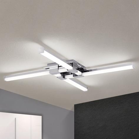 Lámpara de techo LED para baño Argo, 4 luces