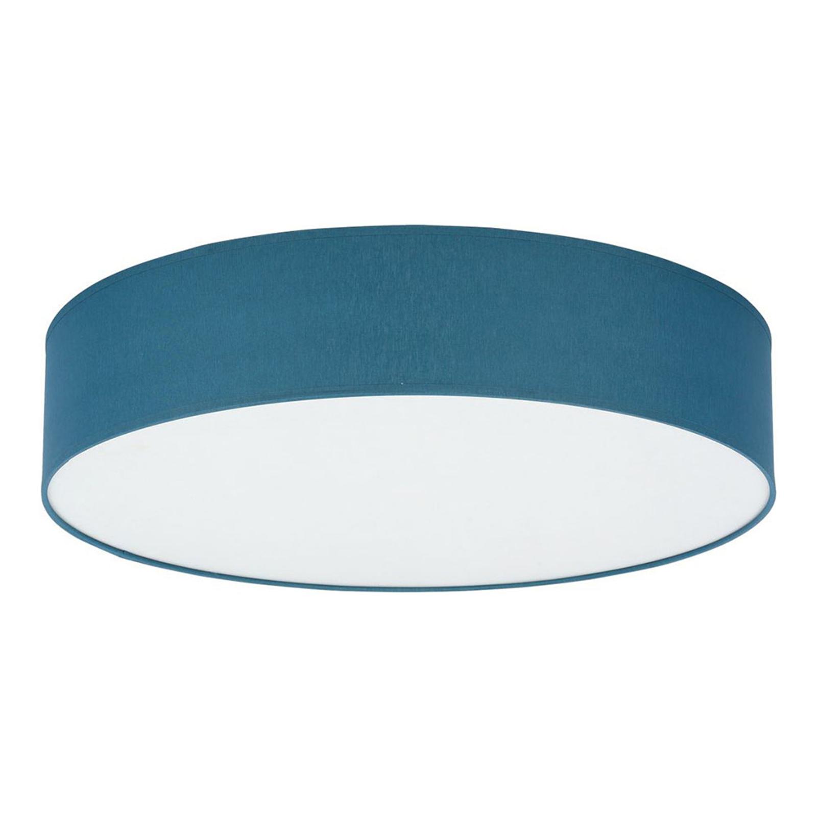 Taklampe Rondo, Ø 60 cm, blå