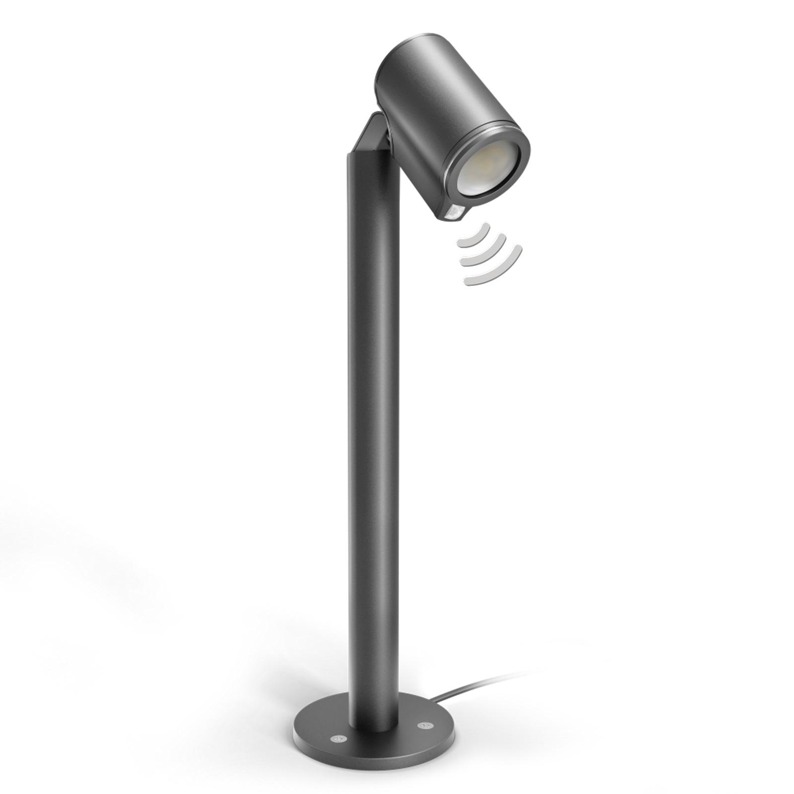 STEINEL Spot Way Sensor Connect LED-Sockelleuchte